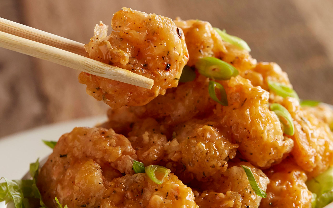 On Wednesdays, Bonefish Grill offers its signature appetizer, Bang-Bang Shrimp, for just $6 after 4 p.m. The popular appetizer is crispy shrimp tossed in a creamy, spicy sauce. This is a dine-in only deal that's available each Wednesday at Bonefish Grill.