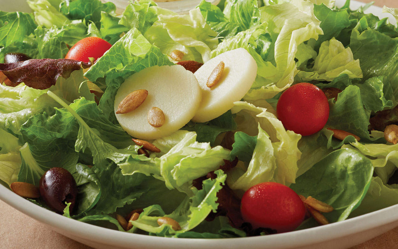 Dinner Soups and Salads at Bonefish Grill