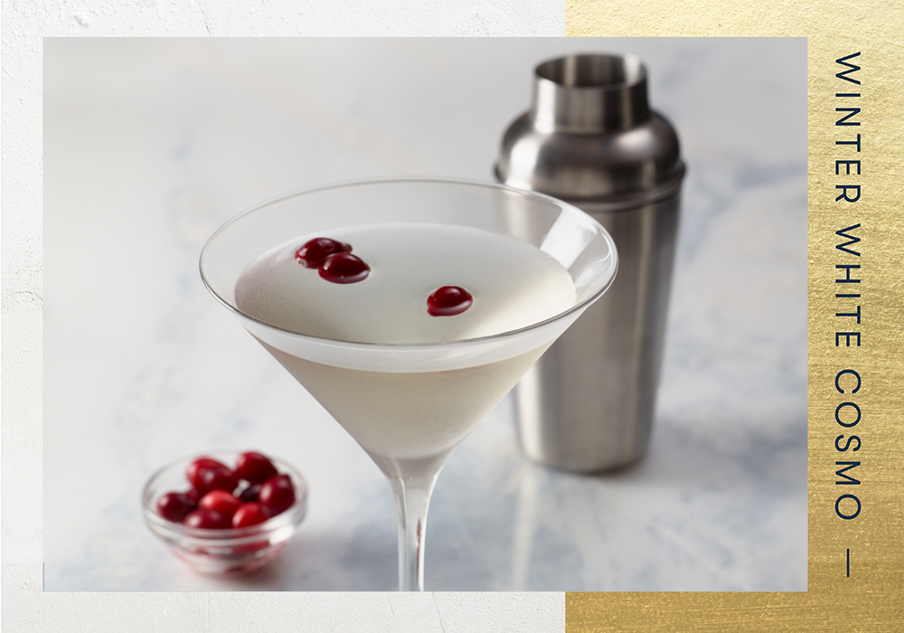 Winter White Cosmo